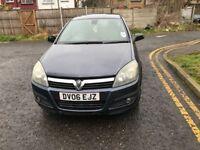 2006 Vauxhall Astra 1.6 i 16v Design 5dr (Twinport) Manual @07445775115