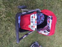 Mamas and papas dolls pram - excellent condition