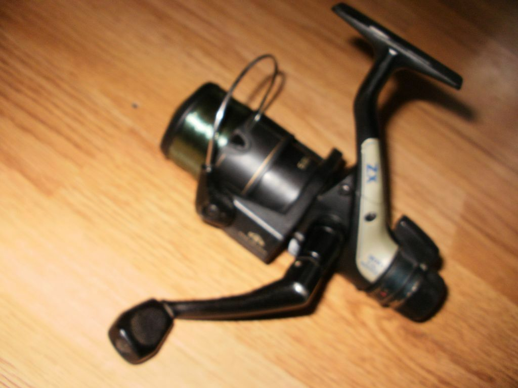 Shimano zx 3010 fishing reel fightin 39 drag japan in for Japanese fishing reels