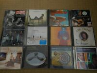 Lots of cd's - most 50p each