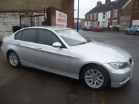 BMW 320D,4 door saloon,6 speed manual,FSH,full MOT,clean tidy BMW,runs and drives well,great mpg