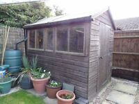 Apex Shed 6 x 8ft