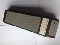 Schaller Vintage volume pedalFusschweller f121