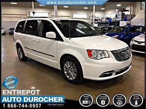 2015 Chrysler Town & Country AUTOMATIQUE CUIR CAMERA DE RECUL ,