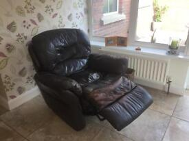 Electic riser/recliner fully working