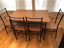 Small Dinning Room Table like new