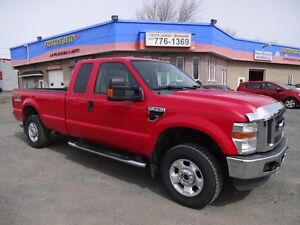 2010 Ford Super Duty F-250 SRW F-250 SUPER DUTY ,BOITE DE 8 PIED