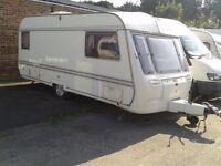 Coachman Genius 4 Berth Caravan