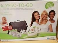 Calypso to go breast pump