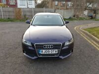 2009 Audi A4 2.0 TDI Multitronic Automatic @07445775115 Main Dealer Service History 3 Month Warranty
