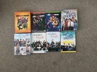 US Comedy TV series DVD box sets