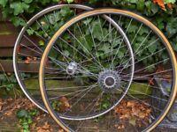 Campagnolo Record Wheelset Mavic Gp4 Rims
