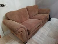 3 seater and 2 armchairs in good condition