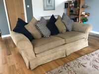 Jayrest Sofa and Arm chair - must be gone by 23rd June