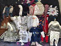 Bundle of 3-6 month baby boy clothing - all from a clean and smoke free home!