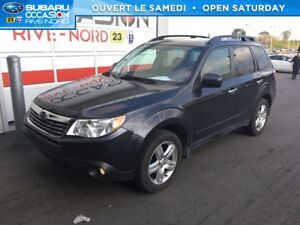 2010 Subaru Forester Limited CUIR+TOIT.PANO