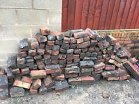 Bricks approx 100 ready to collect
