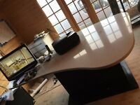 Office/Dining/Meeting room Quartz Marble table