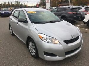 2012 Toyota Matrix ONLY $93 BIWEEKLY WITH $0 DOWN!