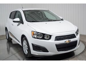 2014 Chevrolet Sonic LT HATCH A/C MAGS