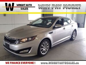 2011 Kia Optima SUNROOF|LEATHER|LOW  MILEAGE|42,368 KMS