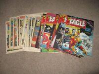 Eagle Comics x 26