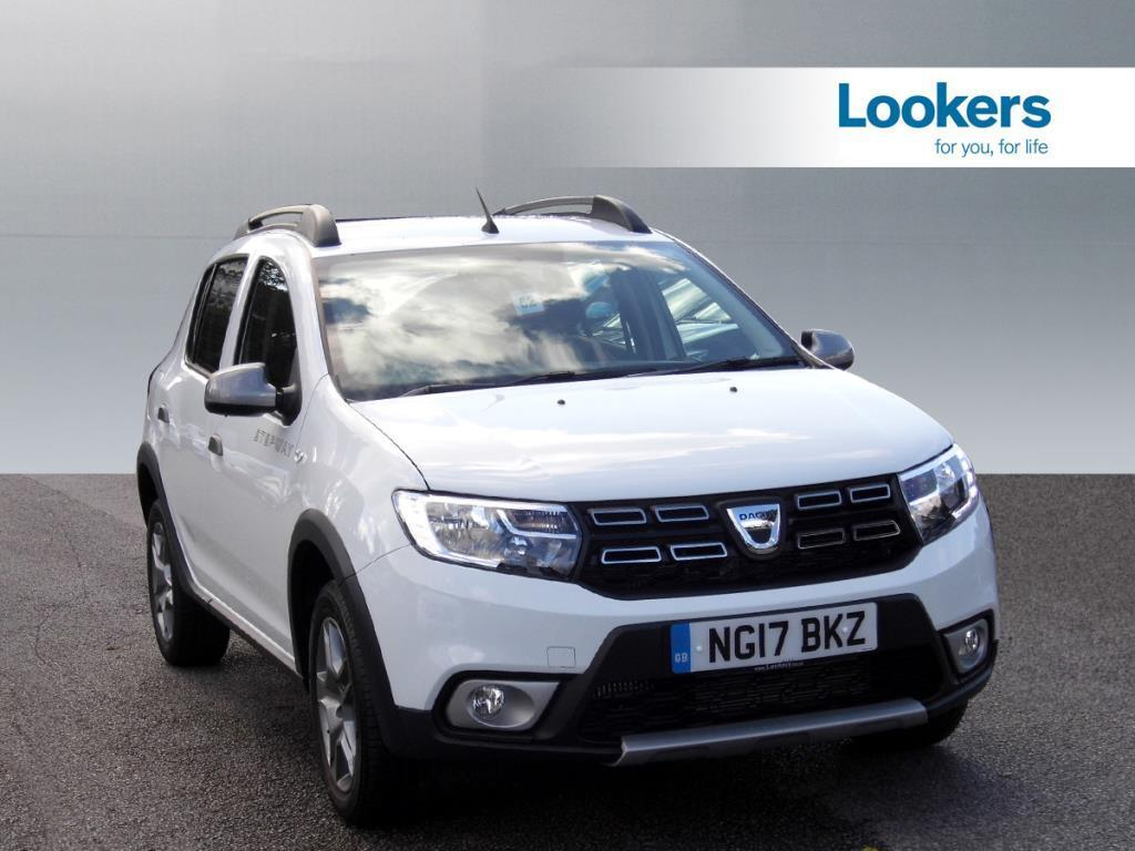 dacia sandero stepway ambiance dci white 2017 06 30 in stockport manchester gumtree. Black Bedroom Furniture Sets. Home Design Ideas