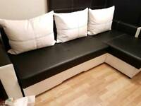 Corner Sofa Bed. Was £650 now only £280 *Free Delivery*