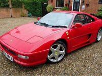 Ferrari 355 berlinetta turbo replica
