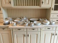 Fine China Fenwicks Noritake Loxley Porcelain Dinner Set Service 6 Person Set