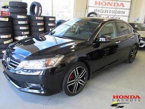 2014 Honda ACCORD TOURING V6 LIQUIDATION *GARANTIE 2019* 97$/SEM