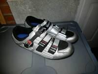 Shimano cycling shoes SPD. 49/12.