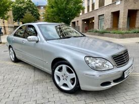 image for 2003 Mercedes S- Class 3.2 Cdi Saloon Auto