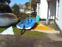 Sailing Dinghy 12ft Skipper all as in the pics £150