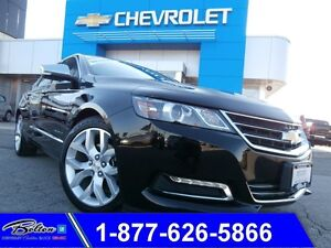2015 Chevrolet Impala 2LZ - Panoramic Roof & Accident Free