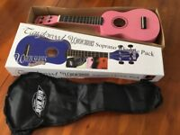 Tangle wood Union Series Soprano Pack