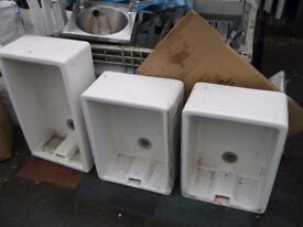 Butler Sinks For Sale, a few available, Good Condition! Start At £40