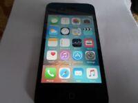 Apple iPhone 4s - 16GB- Colour Black *** Network Unlocked