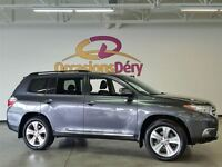 2013 Toyota Highlander SPORT 7 PASSAGERS CUIR TOIT OUVRANT ATTAC