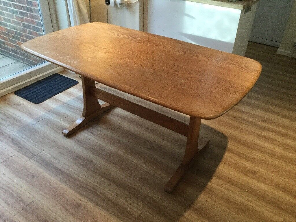 Ercol Dining Room Table