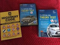 theory books and cd rom