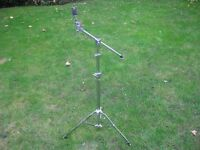 Drums - Pearl Boom Cymbal Stand - Gold Label - Unilock Tilter