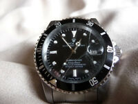 MENs AUTOMATIC DIVERS STYLE WATCH