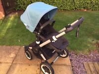 Bugaboo Buffalo in Petrol Blue