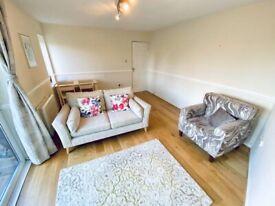 2 bedroom flat with garden to rent Totterdown