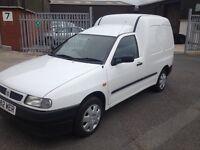 Reliable little van 12 month mot