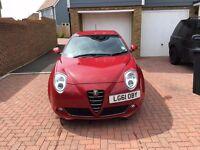 Alfa Romeo Mito 1.3 JTDM-2 Sprint 3dr. Diesel 85mpg, 0 tax