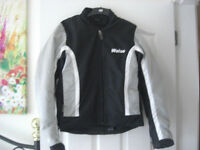 Weise Ladies Motorbike Jacket.