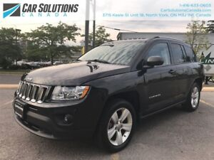 2011 Jeep Compass NORTH-SUN ROOF-