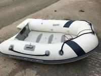 Quicksilver dingy inflatable boat
